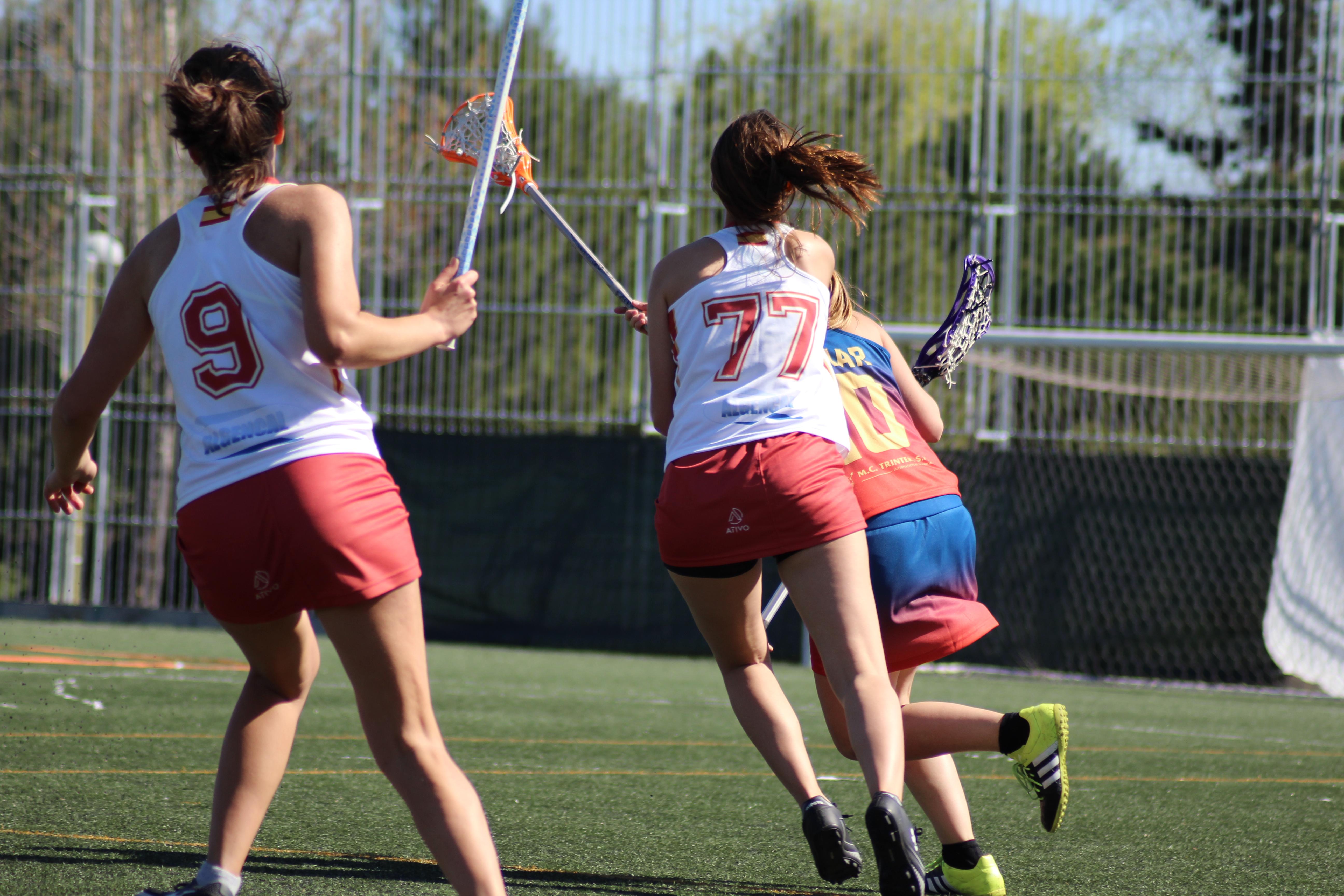Patrocinio Equipo provincial Sevilla Lacrosse